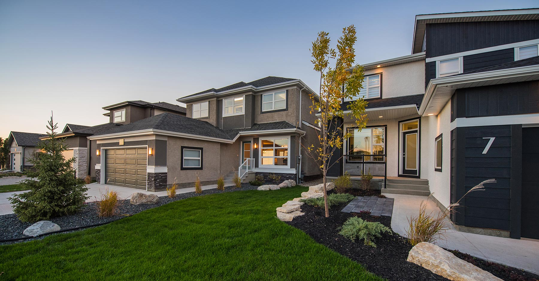Show Homes in Sage Creek