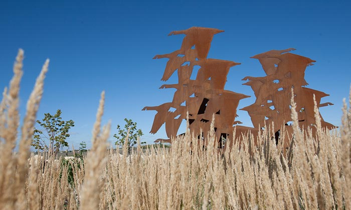 Sage Creek Public Sculpture