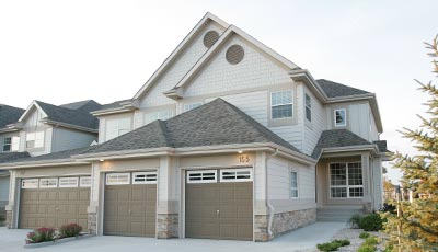 Condominium Town Home - Garages