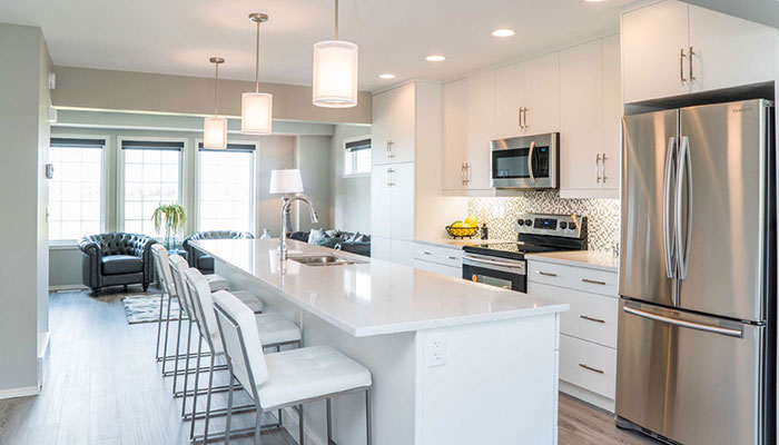 Sage Creek Bluestem Kitchen