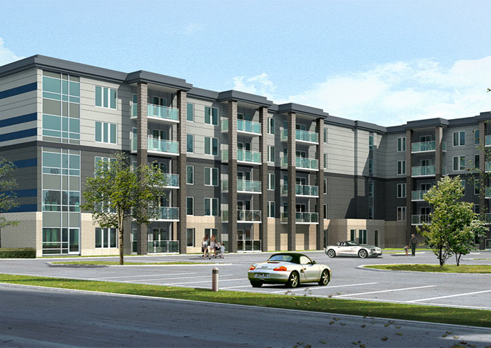 Sage Creek 55+ Apartments